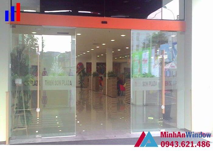 Cửa tự động Micom Nhật Bản