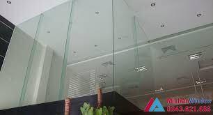 cửa kính thủy lực hà nội