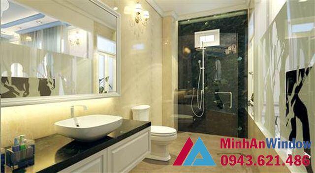 Cabin phòng tắm 180 độ 3