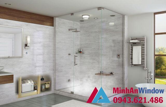 Phòng tắm kính cao cấp chất lượng