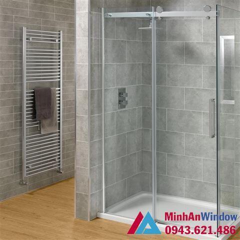 Phòng tắm kính cường lực cao cấp chất lượng