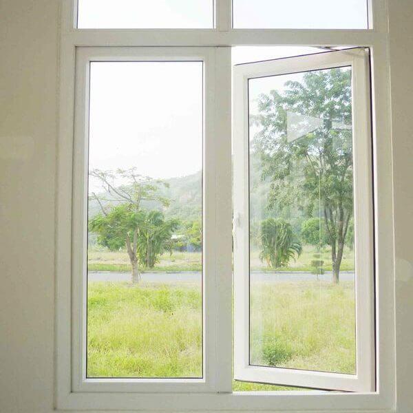 cửa sổ nhôm hyundai