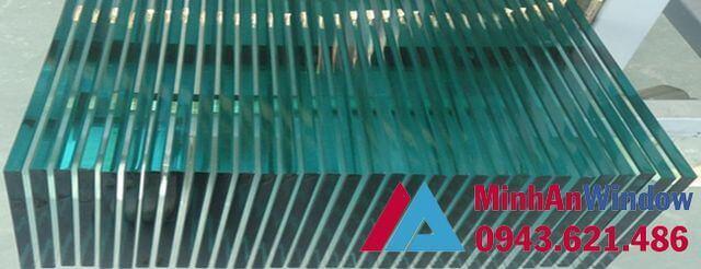 Sản phẩm kính cường lực 12mm cao cấp do Minh An cung cấp