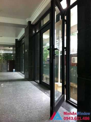 Báo giá thi công cửa nhôm hyundai chính hãng 2021[MỚI] 3