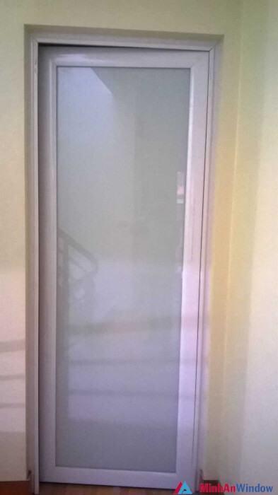 cửa nhôm phòng tắm