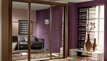 Mẫu cửa nhôm phòng ngủ