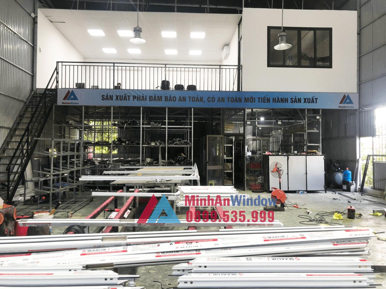 [2021]Cửa Nhôm Kính Hà Nội Báo Giá & Thi Công 5