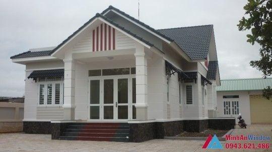 Biet Thu Nha Vuong Dung Cua Nhom Xingfa