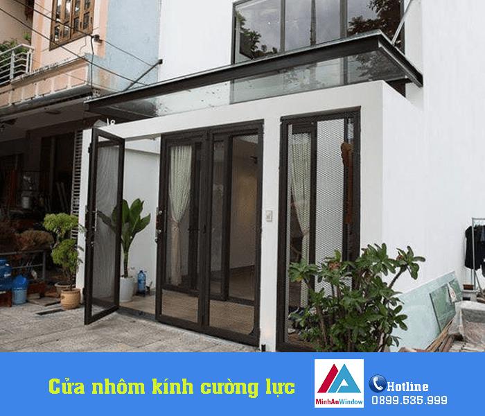 [2021]Thi Công & Lắp Đặt Cửa Nhôm Kính Tại Bắc Ninh 5