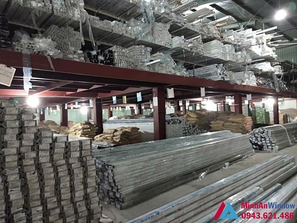 Nhà máy sản xuất cửa nhôm xingfa tại Hòa Bình