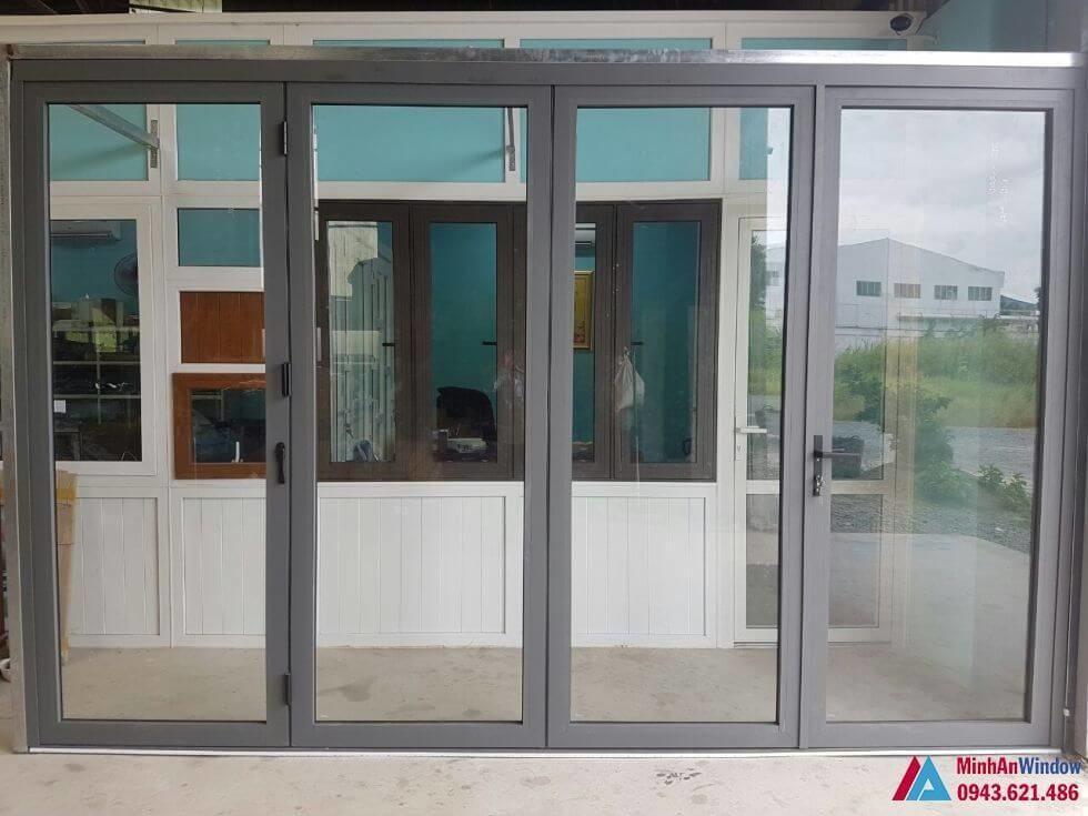 Thi công lắp đặt cửa nhôm kính tại Phú Xuyên báo giá tốt nhất