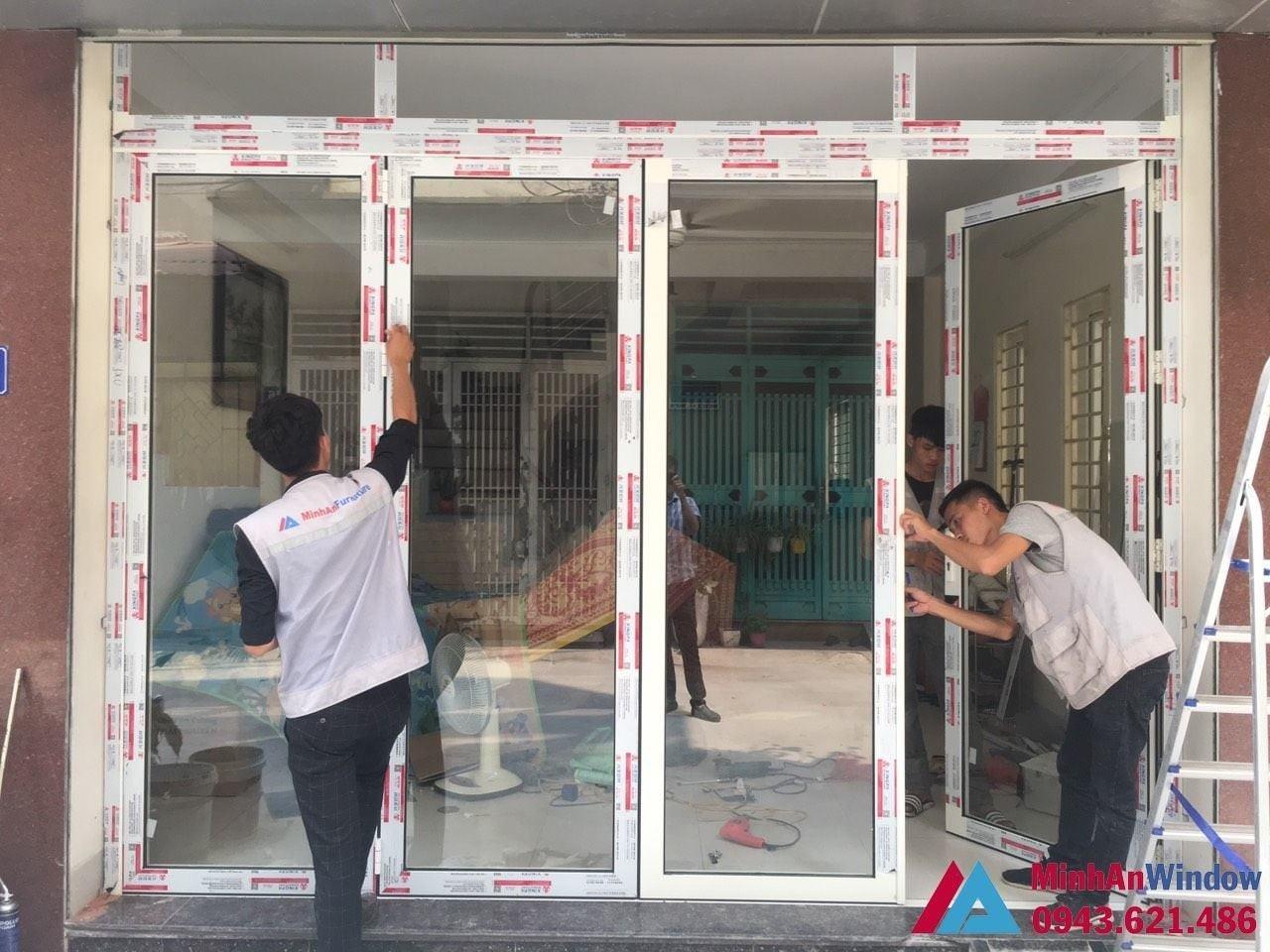 Cửa Nhôm Hyundai - MinhAn Window Thiết Kế Và Thi Công