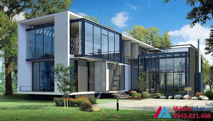Nhà kính khung thép cao cấp cho các khu nghỉ dưỡng