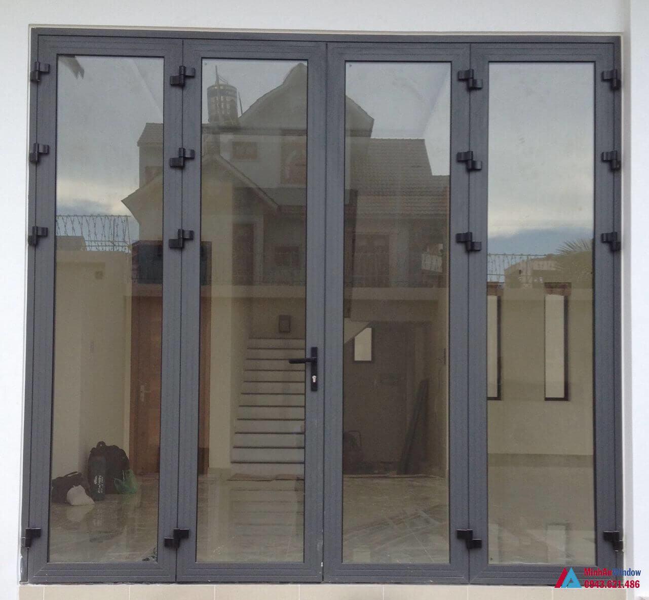 cửa nhôm xingfa hyundai
