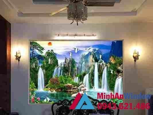 Tranh Kinh 3d Treo Tuong Phong Canh 1