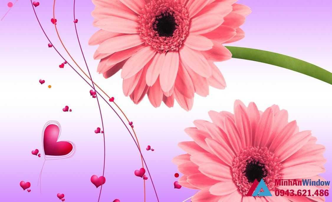 Sử Dụng Tranh Kính Hoa Trang Trí Nội Thất 8 Mẫu Phổ Biến Nhất 2