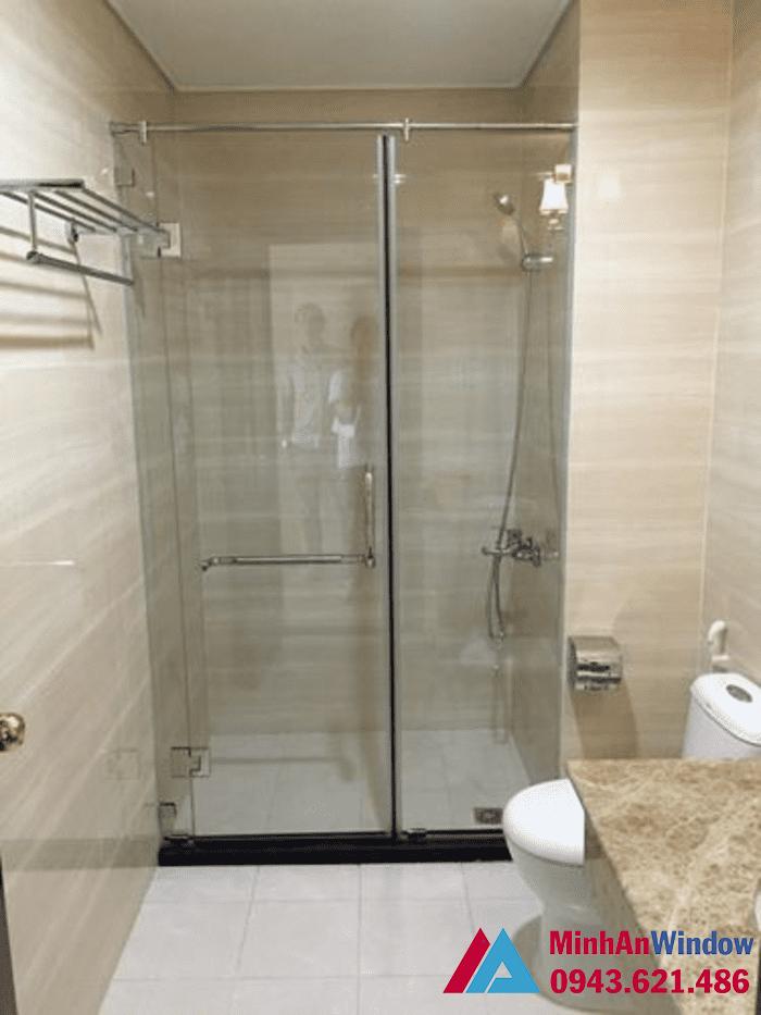 Lắp đặt Phòng Tắm Kính Vách Tắm Kính Giá Rẻ 11