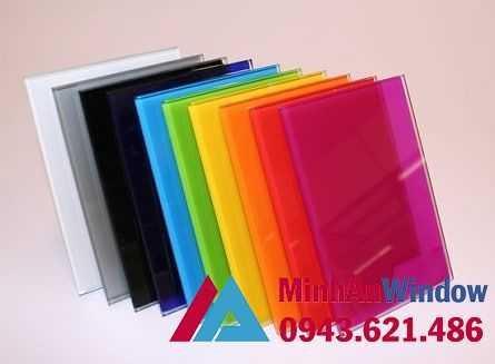 Các mẫu kính cường lực màu cao cấp chất lượng