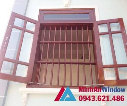 Cửa Sổ - Minh An Window Thiết Kế Và Thi Công