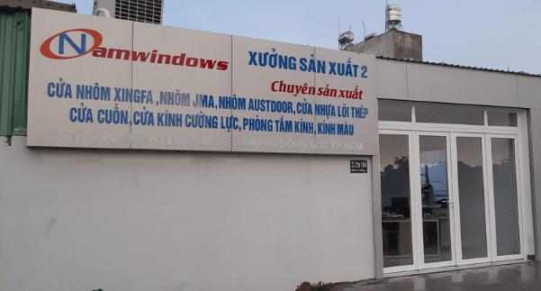 Giới Thiệu & Báo Giá Cửa Nhôm Xingfa Namwindows 5
