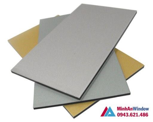 Mẫu tấm nhôm Aluminium cao cấp chất lượng nhất