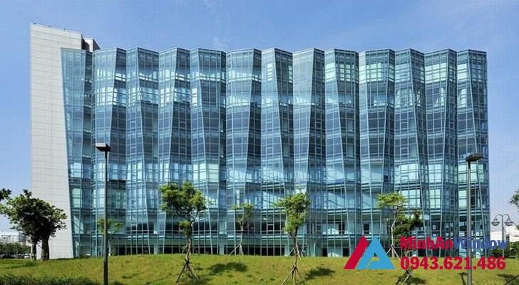 Những công trình lớn sử dụng kính tiết kiệm năng lượng