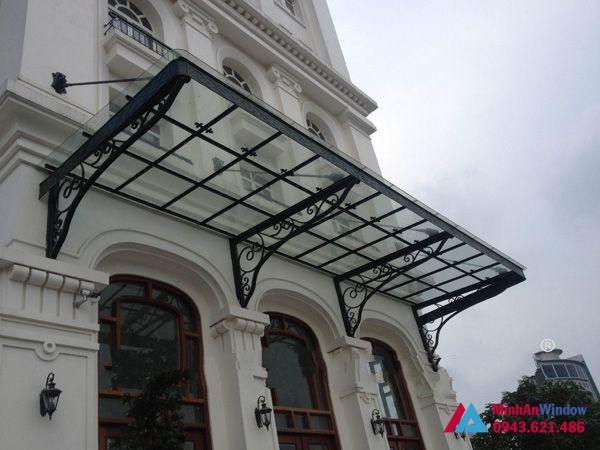 Mái Kính Tại Huyện Ứng Hòa