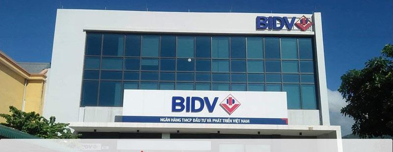 Dự Án Trụ Sở Làm Việc Và PGD BIDV Bắc Kạn 1