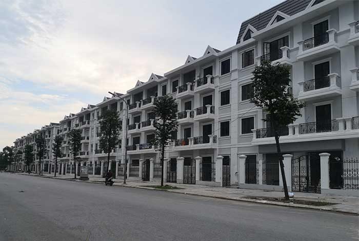 Dự Án Nhà Liền Kề KĐT Phú Lương 1