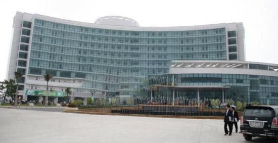 Dự Án Bệnh Viện 198 Bộ Công An 2