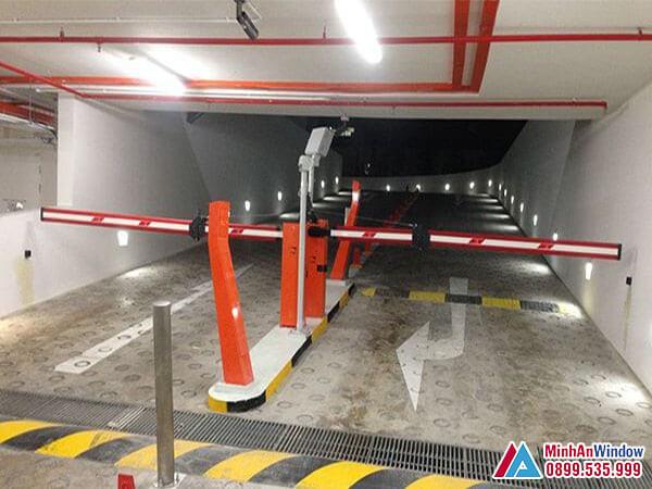 Barie tự động cho các đường hầm cao cấp - Minh An Window đã thi công