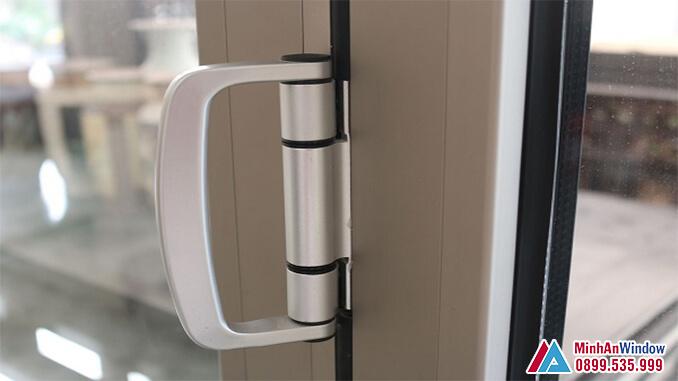 Phụ kiện tay nắm Cửa nhôm cao cấp - Minh An Window cung cấp và lắp đặt