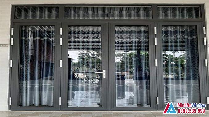 Cửa Nhôm Xingfa Cao Cấp - Minh An Window Đã Thi Công