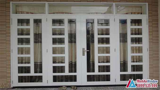 Cửa Nhôm Kính Tại Thành Phố Hồ Chí Minh Giá Rẻ - Minh An Window Đã Thi Công