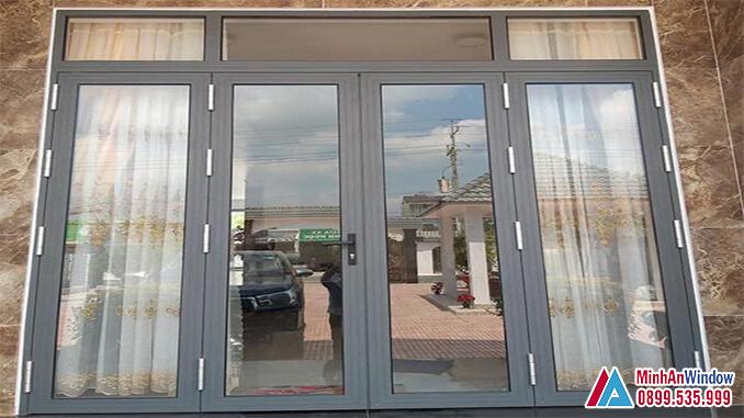 Cửa Nhôm Kính Tại Thành Phố Hồ Chí Minh Giá Rẻ - Minh An Window Cung Cấp Và Lắp Đặt