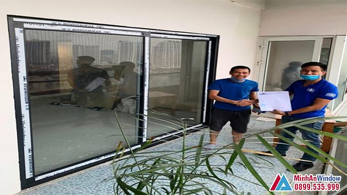 Minh An Window mang đến những sản phẩm Cửa nhôm kính Viral Window tốt nhất