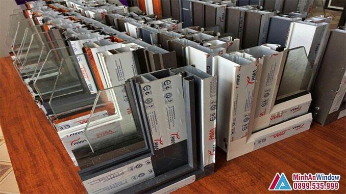 Mẫu cửa nhôm kính PMA các loại trên thị trường - Minh An Window cung cấp và lắp đặt
