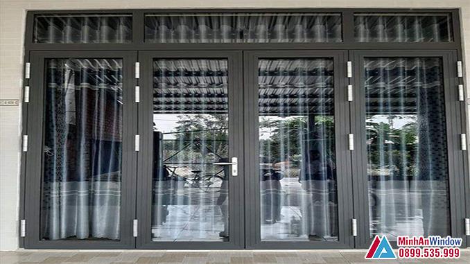 Cửa nhôm cao cấp Xingfa nhập khẩu Quảng Đông - Minh An Window cung cấp và lắp đặt