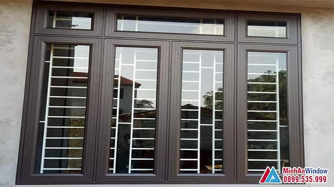 Cửa sổ nhôm cao cấp Xingfa nhập khẩu Quảng Đông - Minh An Window đã thi công