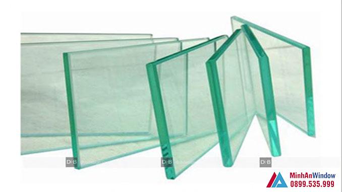 Kính Cường Cao Cấp Chất Lượng 12mm - Minh An Window Cung Cấp và Lắp Đặt