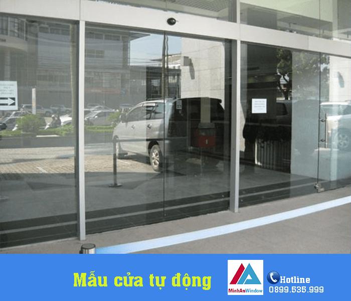 Cửa tự động Cortech tại Hậu Lộc