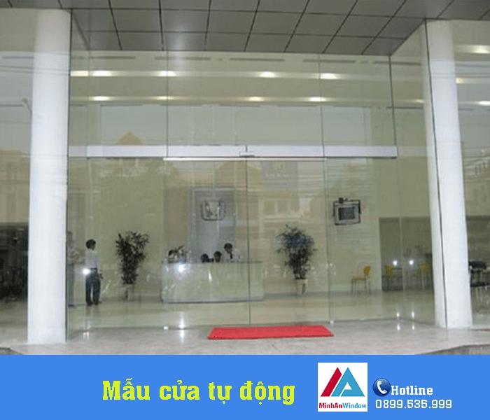 Cửa tự động khu công nghiệp Lam Sơn