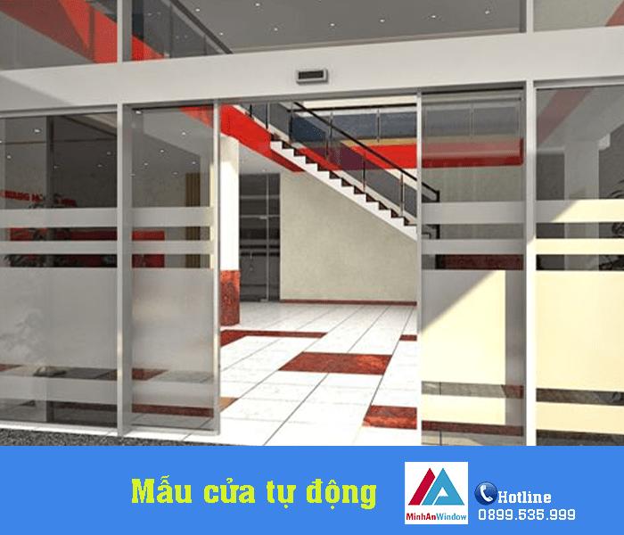Dự Án Cửa Tự Động Lắp Đặt Tại Bỉm Sơn Tỉnh Thanh Hóa 4