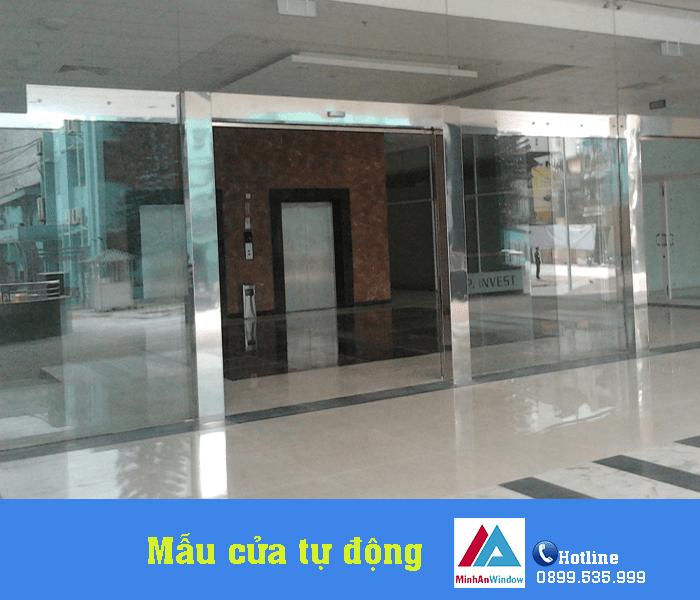 Lắp Đặt Hệ Thống Cửa Tự Động Tại Sầm Sơn Tỉnh Thanh Hóa 2