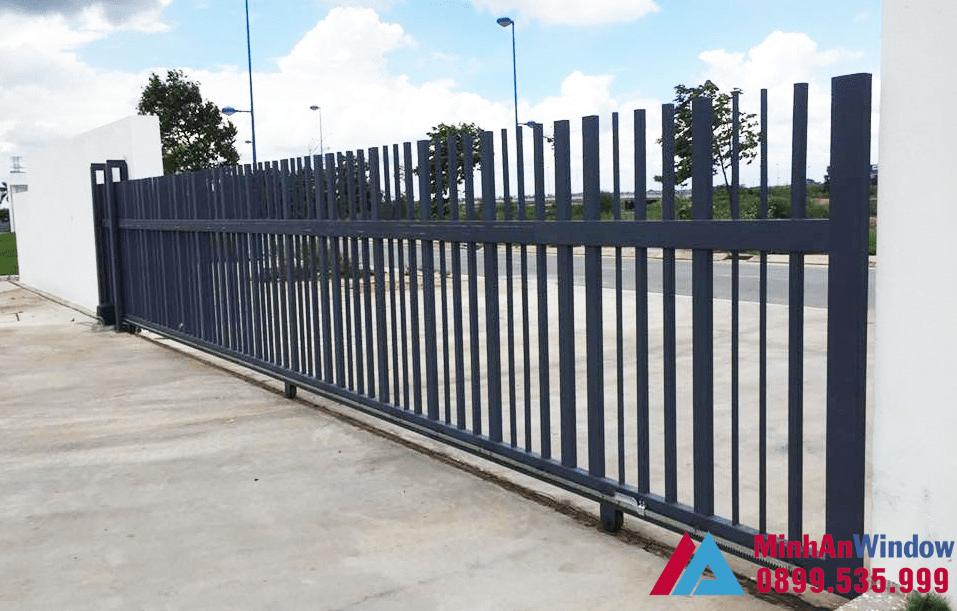 Các Mẫu Cửa Cổng Tự Động VDS Thịnh Hành, Mới Nhất 2021 2