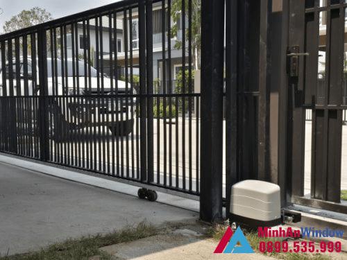 Các Mẫu Cửa Cổng Tự Động VDS Thịnh Hành, Mới Nhất 2021 7